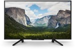"""Sony 50"""" LED Full HD HDR Smart TV (KDL50W660F, Was $999) $599 + Delivery ($0 C&C) @ BIG W"""