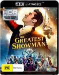 Bohemian Rhapsody (Blu-Ray) $5.62 (EXPIRED), The Greatest Showman (4K) $10.99 + Delivery ($0 with Prime/ $39 Spend) @ Amazon AU