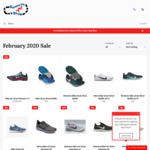Selected Nike Running Shoes $99 In-Store/+Delivery (Free with $150 Spend) @ Runners Shop
