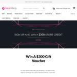 Win a $300 Voucher from Salonshop