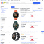 [eBay Plus] Huawei Watch GT / Active $179, Galaxy Buds $149, Segway W1 Skates $237, Fitbit Alta $59 Delivered @ Allphones eBay