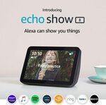 Amazon Echo Show 8 $159, Show 5 $99, Echo Dot 3rd Gen $49 @ Amazon, JB Hi-Fi, Officeworks