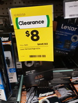 Lexar 16GB SD Card 633X Professional Class10/U1 95MB/s $8 (Was $20) @ Woolworths