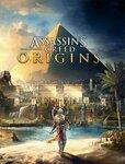 [PC] Assassin's Creed Origins Standard Edition $17.99 @ Uplay