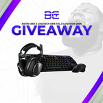 Win a Keyboard, Headphones & Mouse from BigCheese