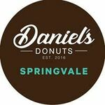[VIC, ACT] Daniel's Donuts - $5 Delivery