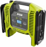 Ryobi 18V ONE+ Dual Function Inflator/Deflator (Tool Only) P747 (Bulk Packed) $106.35 + Del ($0 w/ Prime) @ Amazon AU via US