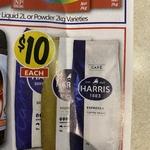 Harris Coffee Beans 1kg Varieties $10 @ NQR