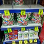 [NSW] Fairy Platinum Plus Dishwasher Tablets Lemon 30 Pack $5 @ Chemist Warehouse, Bankstown
