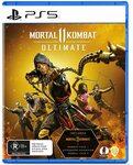 [PS5, Pre Order] Mortal Kombat 11 Ultimate $70.99 Delivered @ Amazon AU