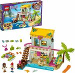 LEGO Beach House 41428 $51.75, Fire Station 60215 $66.75, Space and Launch 60228 $99 Delivered @ Amazon AU