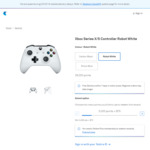 Telstra Rewards - Xbox Series X/S Controller - 29,000 Pts / 5,000 Pts + $75
