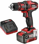 Ozito PXC 18V 13mm Drill Driver Kit (3.0Ah Battery and Standard Charger Included) $99 @ Bunnings