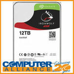 "12TB Seagate 3.5"" 7200rpm SATA IronWolf HDD PN ST12000VN0008 $412.00 Delivered @ Computer Alliance eBay"