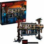 LEGO 75810 Stranger Things The Upside Down World Construction Set $250 Delivered @ Amazon AU