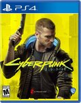 [PS4] Cyberpunk 2077 - $54.28 + Delivery (Free with Prime) @ Amazon US via AU