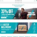 40% off Sitewide + 10.5% Upsized Shopback Cashback @ MyProtein
