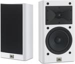 JBL Arena 120 Bookshelf Loudspeakers Pair (White) $199 + Shipping @ Digital Cinema
