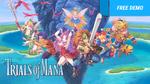 [Switch] Trials of Mana $38.97/Collection of Mana $29.97/Ys VIII: Lacrimosa of DANA $35.98/Silence $2.69 - Nintendo eShop
