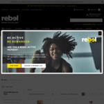 20% off All Women's Clothing + Delivery ($0 with $99 Spend) @ rebel