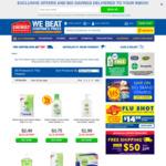Free 200ml Dettol Hand Sanitiser When You Buy Any Dettol, Strepsils, Lemsip or E45 Product @ Chemist Warehouse (Online Only)