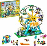 LEGO 31119 Creator 3in1 Ferris Wheel to Swing Boat or Bumper Cars Fairground $99 Delivered @ Amazon AU