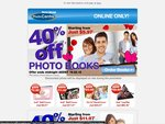 40% off Photo Books & Poster Prints - Harvey Norman - Plus Delivery