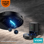 [Pre Order] Viomi Robot Vacuum Alpha S9 UV (AU Stock) $599 Delivered @ Panmi Group Buying