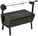 Charmate Charcoal Spit Roaster (240V Motor) $79.99 (Save $40) + Delivery ($0 C&C/ Metro NSW) @ BCF