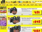 JB Hi-Fi Nikon Price Drop: D3100 18-55mm $631 & D7000 18-105mm $1678