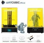 Anycubic Photon Resin 3D Printers: Mono SE $318, Wash&Cure+ $225, (OOS: Mono SE $318 , Mono X $669) Shipped @ anycubic-make eBay