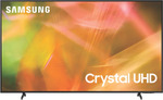 """[NSW, VIC] Samsung Crystal UHD 4K Smart TV AU8000 85"""" $2764.80, 75"""" $1843.20 + Delivery (Metro Only) @ John Cootes"""