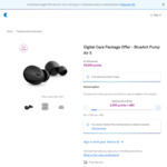 BlueAnt Pump Air X 28500 Telstra Plus Points (Worth about $85) Delivered @ Telstra Plus