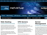 Net Virtue 50% off (First Invoice Only) Shared & VPS Hosting