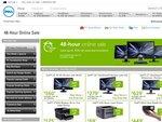 "Dell 48-Hour Online Sale Dell 27"" U2711 UltraSharp $629, U2412M $279"