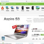 Acer Factory Outlet - Get Additional 30% off All Monitor and Tablets