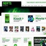 Hoyts Kiosk (Formerly Oovie) - FREE 1 Night Rental - Wed 6th February 2013