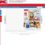 150 Piece Fishng Tackle Box $7 at K Mart