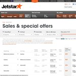 Friday Frenzy Jetstar - Flights from $35 - Ends 11.59 Pm AEST 14/4/13