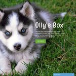 Olly's Box Monthly Doggie Hamper - $39/Month (with $5 Coupon)
