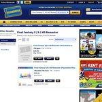 [Pre-Order] Final Fantasy X/X-2 HD Vita/PS3 - PAL Version $27.16 (+$2.00 Shipping) @ Blockbuster