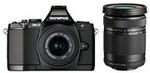 Olympus OM-D E-M5 Twin Lens Kit (14-42, 40-150mm) Myer in-Store $650
