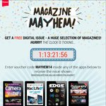 FREE: 20 Digital Magazines for iPad & iPhone (~$200 Value)