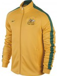 Aus NIKE N98 Gold Jacket $55 and 2014 Aus World Cup Men's Soccer Jersey $50 + Delivery @ Insport