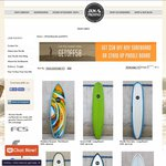 $50 off Any Jam Pacific Stand up Paddle Board or Surfboard. Delivered Australia Wide