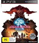 Final Fantasy XIV: A Realm Reborn PS3 $20 at JB HiFi