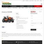 Husqvarna LTH2038R Ride on Mower $2850 @ Hastings Mowers