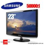 """Samsung 2333SW + 23"""" Widescreen LCD Monitor - $199 + about $20 Shipping from ShoppingSquare.com.au"""