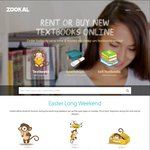 5% off University Textbooks at Zookal - April Fools Special