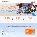 ING Direct - $250 Webjet Travel Voucher for New Customers